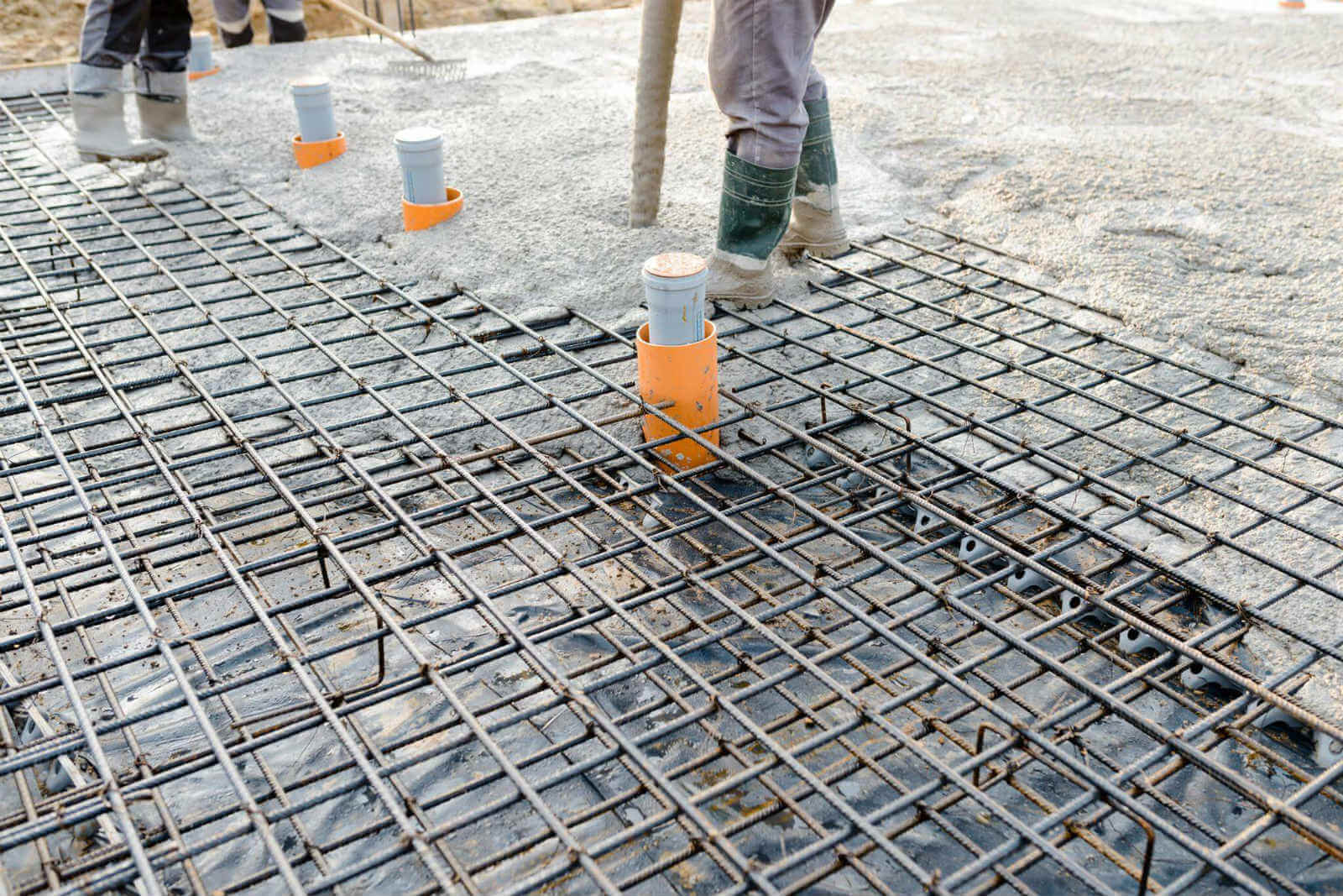 About Our Concrete Installation In Oklahoma City Ok 73165